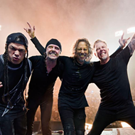 After more than a decade, Metallica returns to Orlando