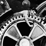 Take your kids to a free screening of Charlie Chaplin's 'Modern Times' at Enzian