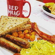Red Mug Diner in downtown Orlando has closed