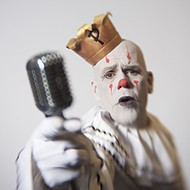 Puddles Pity Party melts hearts at the Plaza Live