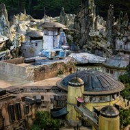 Disney unveils incredibly detailed model of 'Star Wars' land