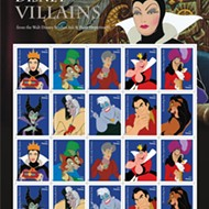 Disney Villains immortalized in new line of USPS 'Forever' stamps