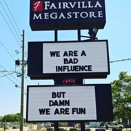 Fairvilla hosts a sexy summertime PJ party with free cocktails this week