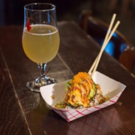 Lil Indies pairs sushi, trivia and a fresh saison for a special happy hour this week
