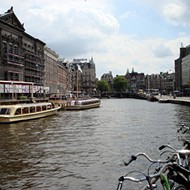You can now fly direct from Orlando to Amsterdam