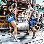 War on Wall Street pits crossfit champs against each other in friendly competition