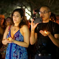 Orlando holds vigil for those killed at white supremacist rally in Charlottesville