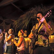 Johnny Wild and the Delights shoot a video at Surf Rock Sunday this weekend