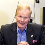 Florida Sen. Bill Nelson now thinks Confederate statues belong in a museum