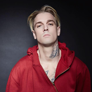 Aaron Carter is performing at Southern Nights this weekend