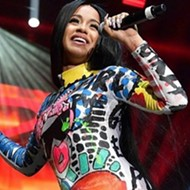 Hip-hop star Cardi B is playing Orlando this weekend