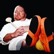 Mario Batali is coming to the Orlando Museum of Art for a cooking demo