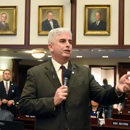 Florida lawmaker says he'll 'punch you in the face' for kneeling during national anthem