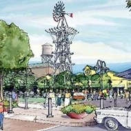 After years of delays Disney's Flamingo Crossings might finally get its village center