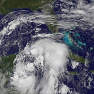 Tropical Storm Nate poised to send winds, surging waves to Florida's Panhandle