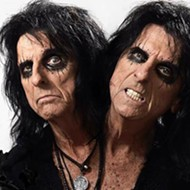 Alice Cooper is coming to Orlando