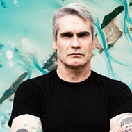 Henry Rollins will bring his travel slideshow to Orlando next year