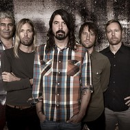 The Foo Fighters will be touring all over Florida, but just not in Orlando