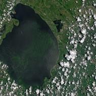 Trump calls for speeding up Lake Okeechobee dike work