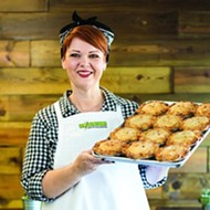 Pastry goddess Trina Gregory-Propst will share some of her secrets at Nov. 8 Edible Education class