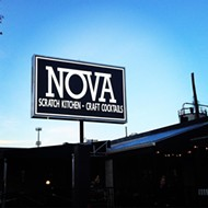 Nova Restaurant in Ivanhoe Village closing