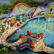 Disney's new land in California might point to the future of Orlando