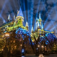 Universal releases details on events at Wizarding World of Harry Potter Christmas