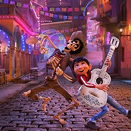 <i>Coco</i>, Pixar's love letter to Mexico, is Pixar's best film in years