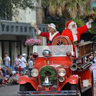 Tons of Winter Park streets will be closed this weekend for holiday events