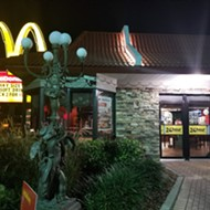 Orlando is about to lose one of its last weird McDonald's