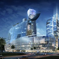 I-Drive's megamall project iSquare just took one in the iPants