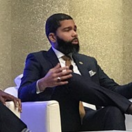 Mayor Chokwe Antar Lumumba talks about Trump's visit to Jackson, Mississippi's new Civil Rights Museum