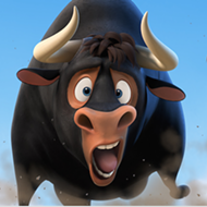 'Ferdinand' tries to teach a lesson, but it lands with a loud plop