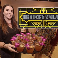 History in a Glass comes to a close with a boozy look at the history of 'The City Beautiful'