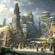 Disney wants Star Wars Land to be a WestWorld meets Harry Potter