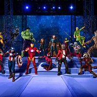 Marvel Universe Live! swings into action at the Amway Center