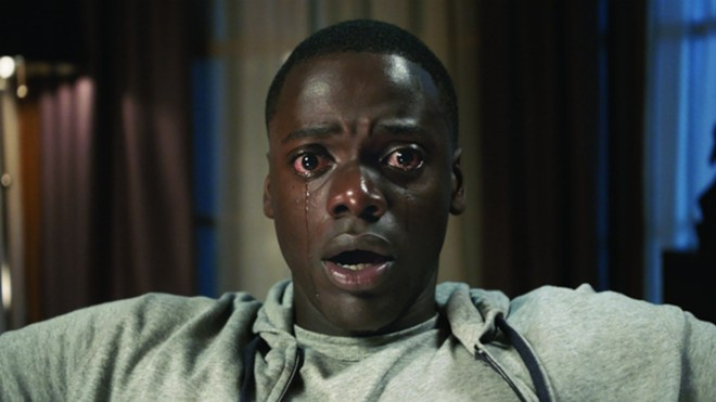 DANIEL KALUUYA IS NOT CRYING WITH LAUGHTER.