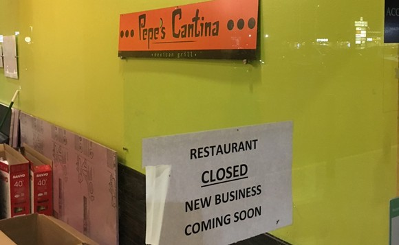 PHOTO COURTESY PEPE'S CANTINA MANAGEMENT