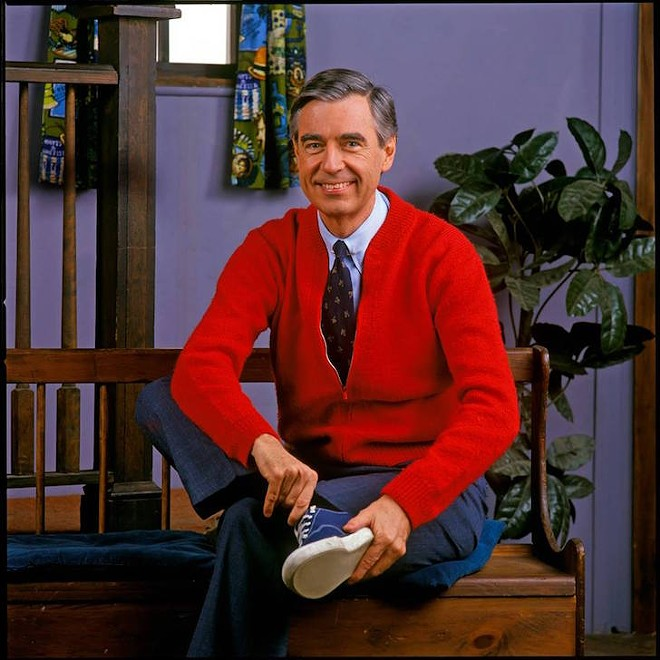 Image result for mr rogers