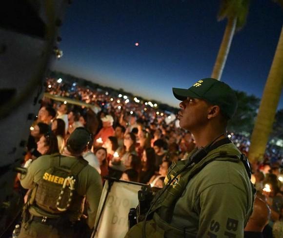PHOTO VIA BROWARD COUNTY SHERIFF'S OFFICE/FACEBOOK