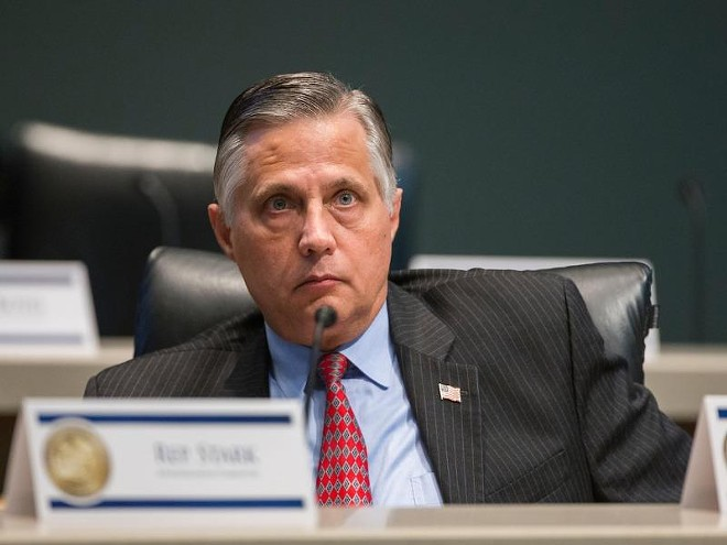 Chairman Larry Metz - PHOTO VIA NEWS SERVICE OF FLORIDA