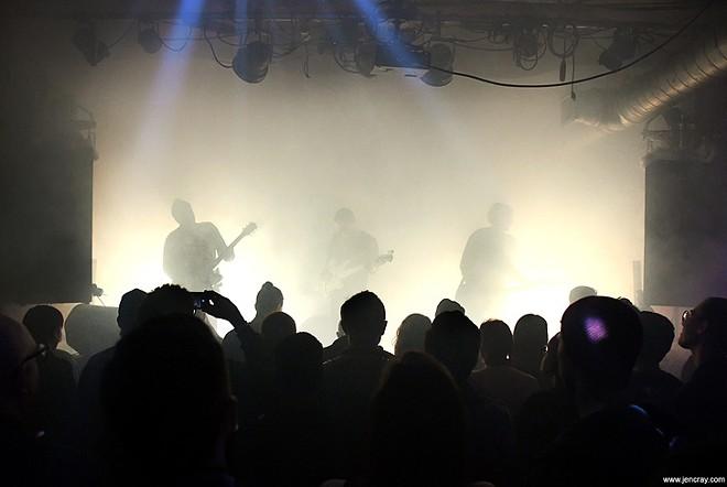 Soft Kill at Will's Pub - JEN CRAY