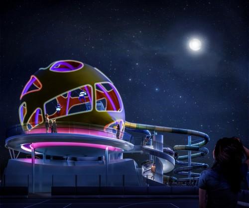 Sky Pad, Royal Caribbean's new VR trampoline experience - IMAGE VIA ROYAL CARIBBEAN