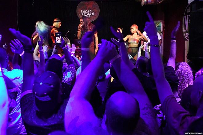 Big Freedia at Will's Pub - JEN CRAY