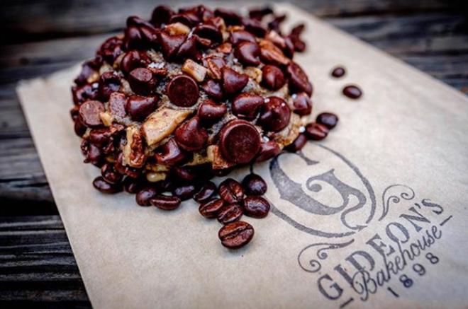 PHOTO VIA GIDEON'S BAKEHOUSE ON INSTAGRAM