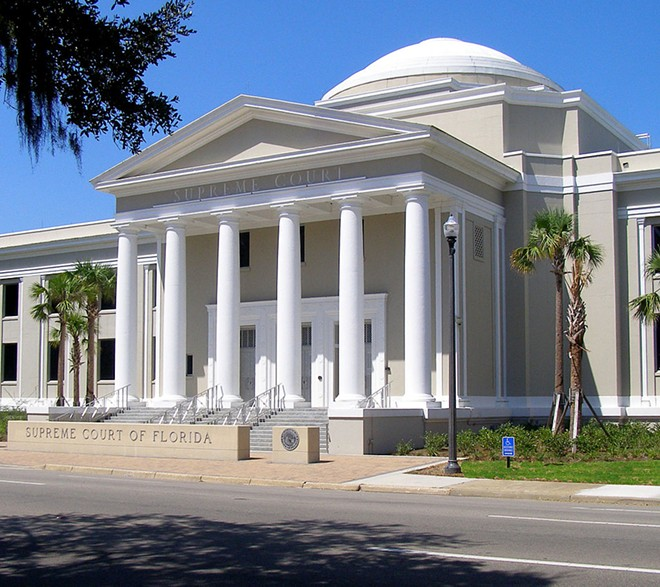 FLORIDA SUPREME COURT