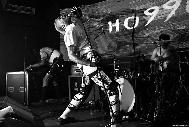 Ho99o9 at Blackstar - JEN CRAY