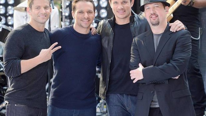 PHOTO VIA 98 DEGREES/FACEBOK