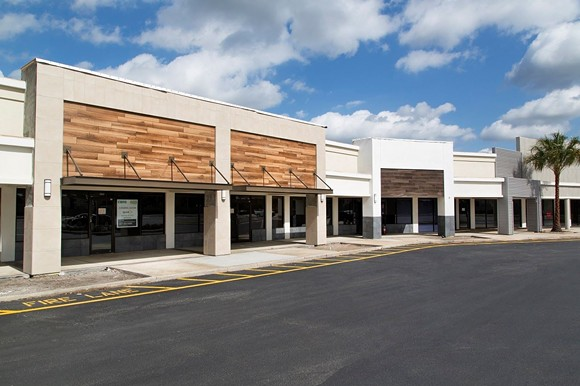 The Grove at Winter Park - CBRE