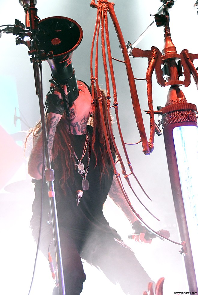 Ministry at Hard Rock Live - JEN CRAY